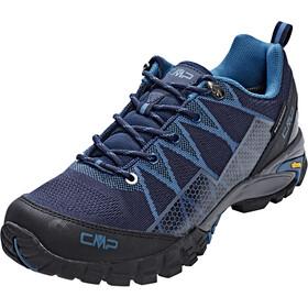 CMP Campagnolo Tauri Low WP Calzado Hombre, black blue